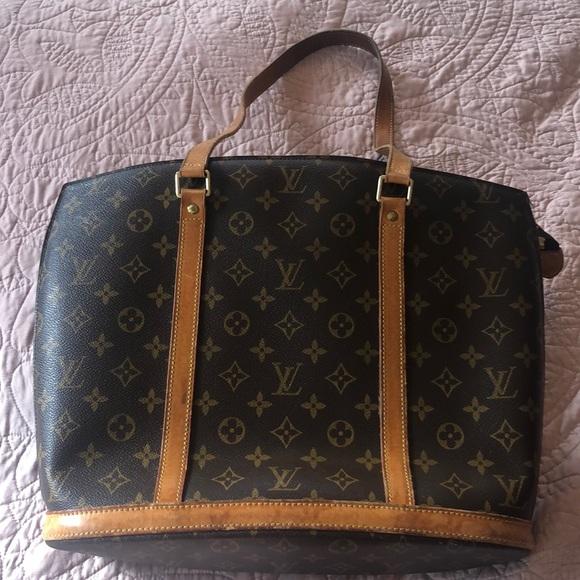 Louis Vuitton Handbags - Louis Vuitton tote (it's real)